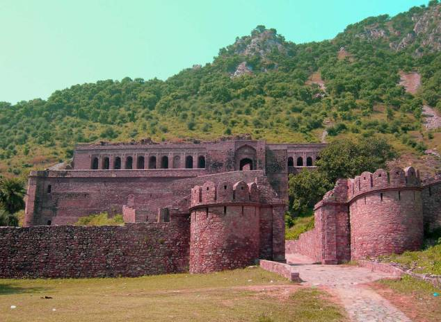 Haunted Palaces in Rajasthan