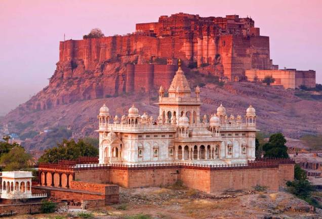 Forts and Palaces in Rajasthan