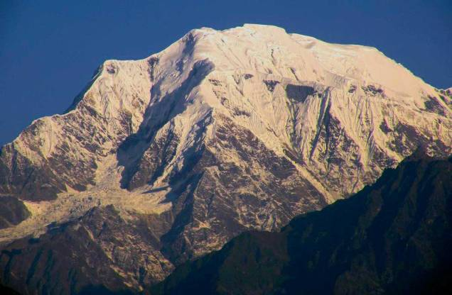 List of Highest Mountain Peaks in India
