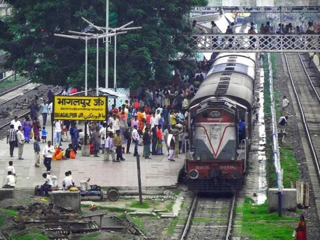 Bhagalpur, Bihar.