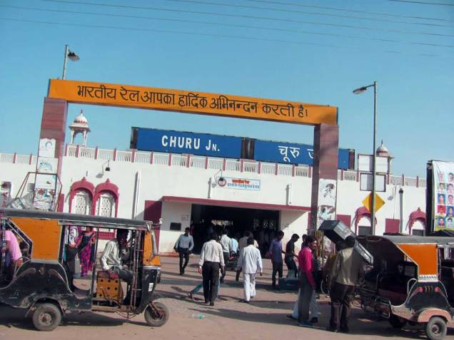 Churu, Rajasthan.