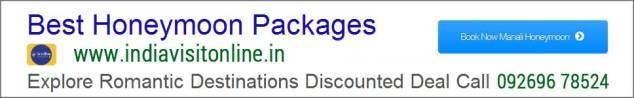 Manali Honeymoon Package from Delhi