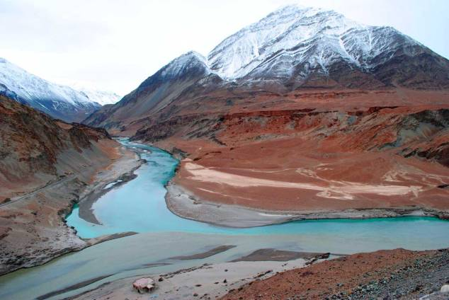 List of Top 10 Rivers in India