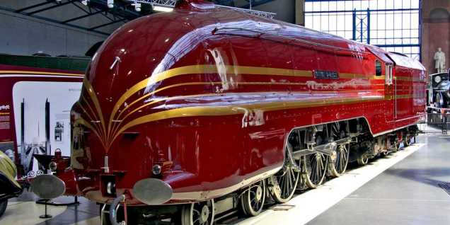 national-rail-museum
