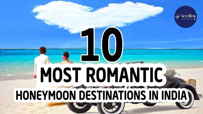 Honeymoon Destinations in India 2019
