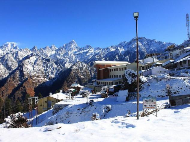 Winter places to visit in India 2019