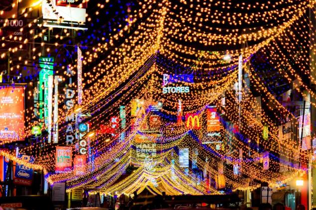 Bangalore Christmas places India