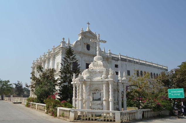 Daman and Diu Christmas places India