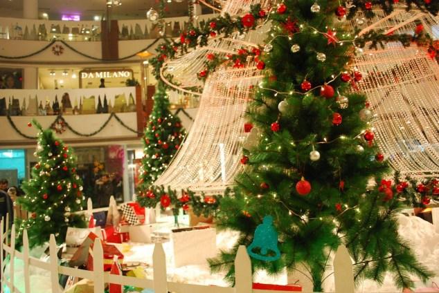 Delhi Christmas places India
