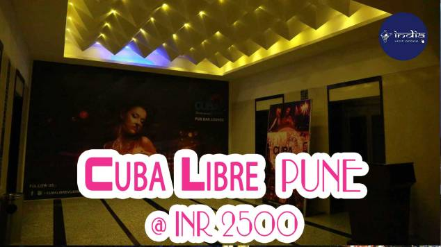 New Year Celebration in Cuba Libre Pune