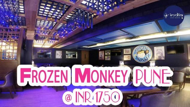 New Year Celebration in Frozen Monkey Pune