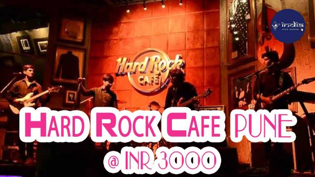 New Year Celebration in Hard Rock Cafe Pune