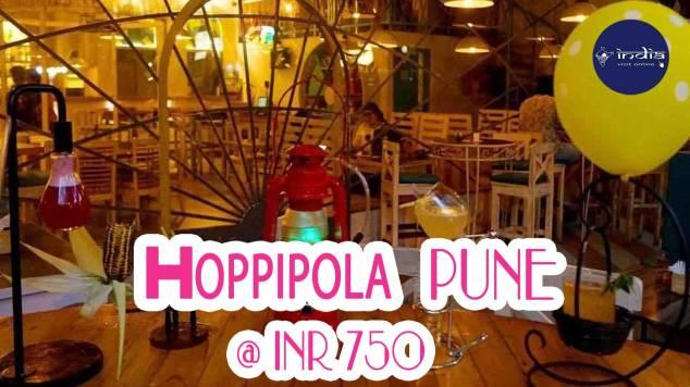 New Year Celebration in Hoppipola, Aundh, Pune