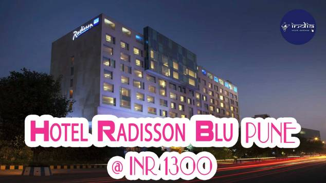 New Year Celebration in Hotel Radisson Blu Pune