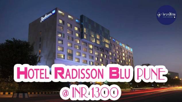 New Year Celebration in Hotel Radisson Blu Pune