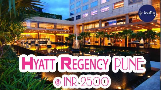 New Year Celebration in Hyatt Regency Pune