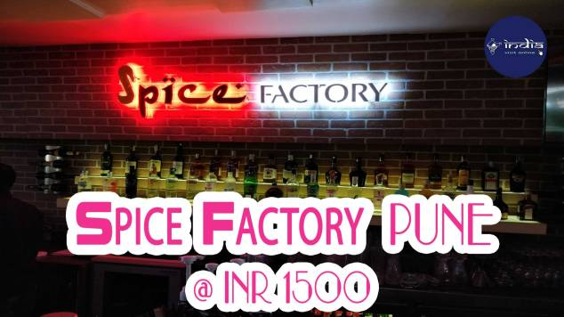 New Year Celebration in Spice Factory Pune