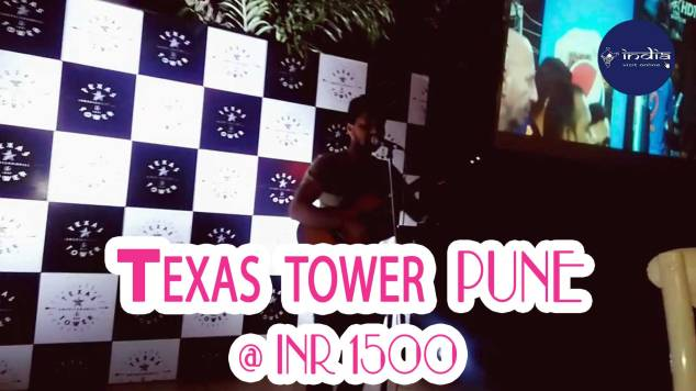 New Year Celebration in Texas tower Pune