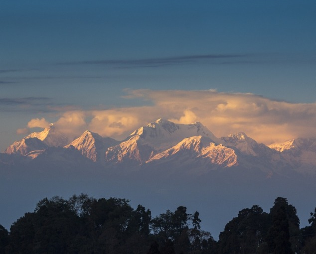 Darjeeling Summer Destinations in India